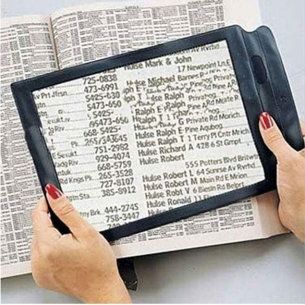 Pvclen Screenmagnifier Glass Readingmagnifier 0 Magnifying Glass Magnifier Reading Magnifiers