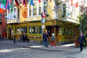 Heading for Dublin's Temple Bar? Then Consider These Pubs ...: The Oliver St. John Gogarty
