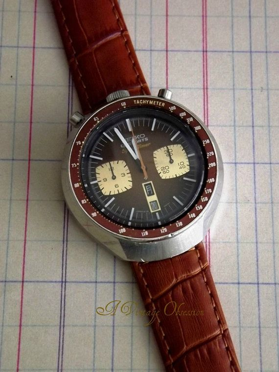 this vintage Seiko would make a nice gift  for my vintage guy