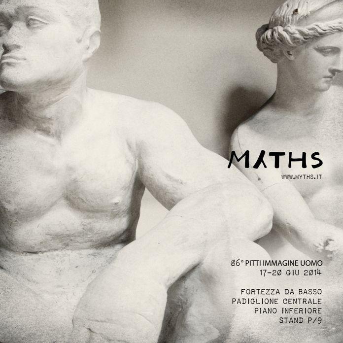 86 Pitti Uomo #PU86 #Myths  Fortezza da Basso, Padiglione Centrale Piano Inferiore Stand P/9