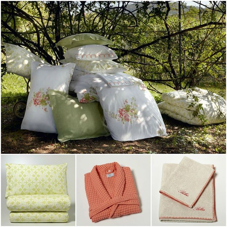 The items in the Bellora 2015 Spring Summer collection match their colors for a total look of the home in lime and coral hues, in tune with this season's color trends. Available in all Bellora stores. Kate Duvet Cover Set -> Cobit.ly/kate-cover-set Elle Towel Set -> bit.ly/elle-towel-set Vic Bathrobe –> bit.ly/bathrobe-vic