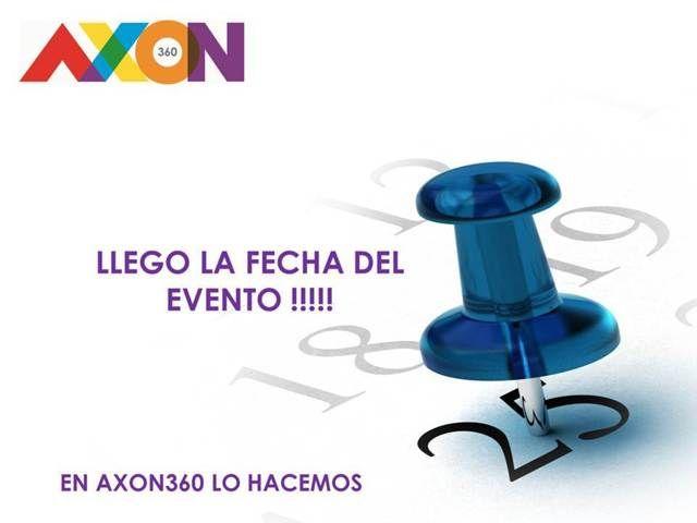Unidad de Eventos AXON360