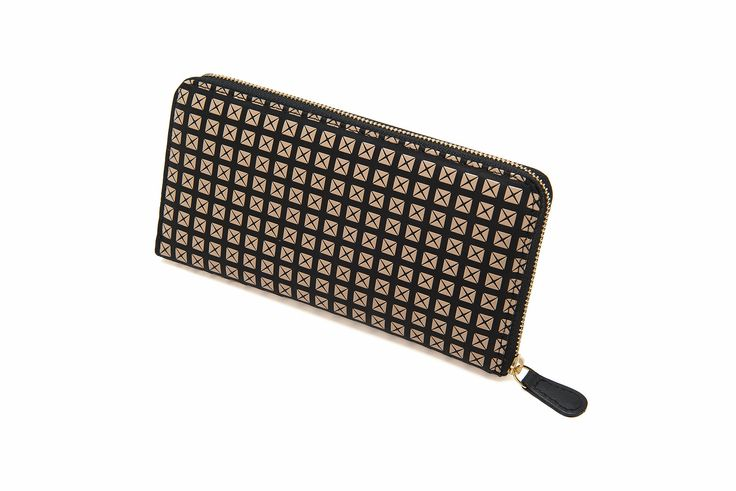 INDEN EST. 1582   30-2580 Zipped Long Wallet