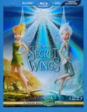 Secret of the Wings [2 Discs] [Blu-ray/DVD] [Eng/Fre/Spa] [2012]