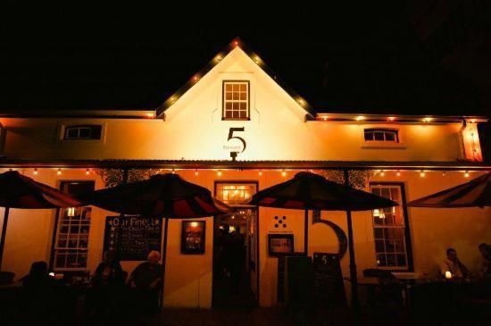 5 Ryneveld - favoritrestaurant!