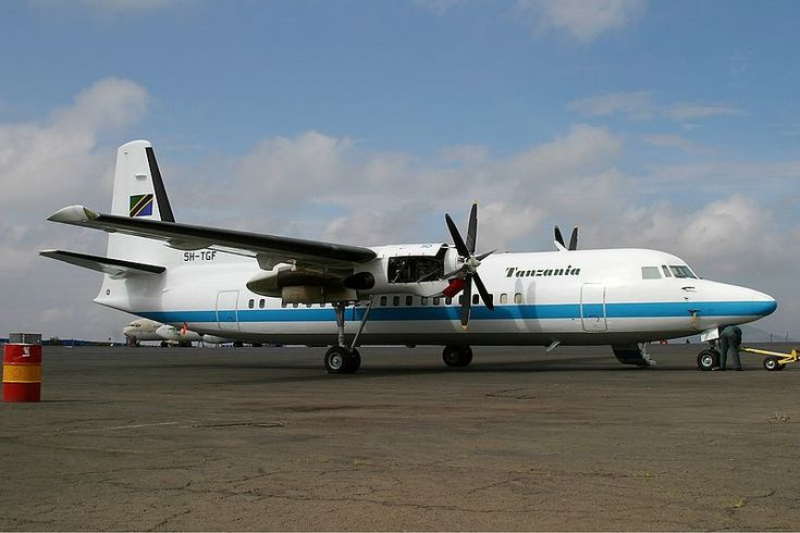 Government of Tanzania Fokker 50 Stehmann-1.jpg