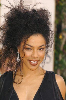 "Sophie Okonedo. What a beautiful woman! I think the first time I saw her was ""Hotel Rwanda."""