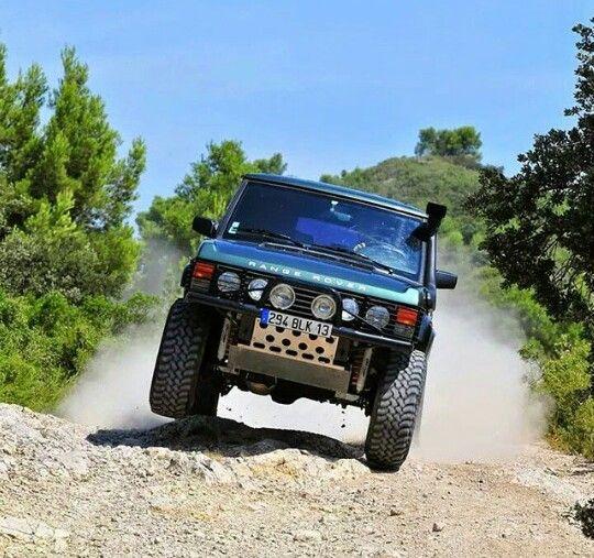 Range Rover classic beast mode