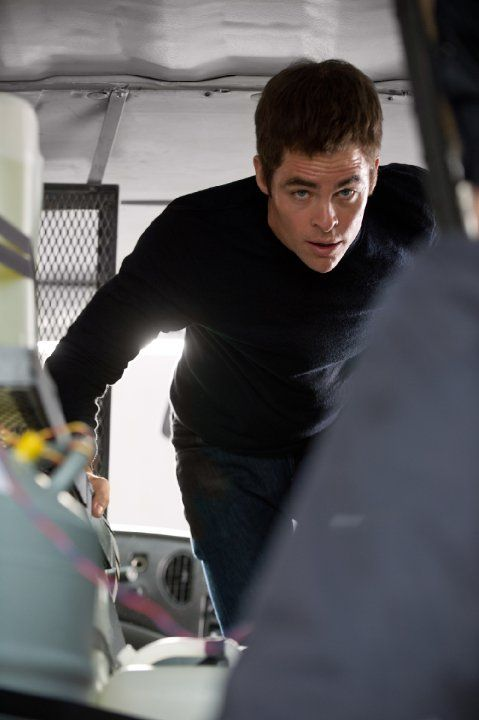Still of Chris Pine in Jack Ryan: Shadow Recruit (2014)