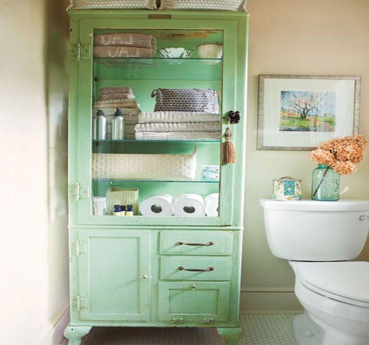 Creative Bathroom Storage Ideas Image Review