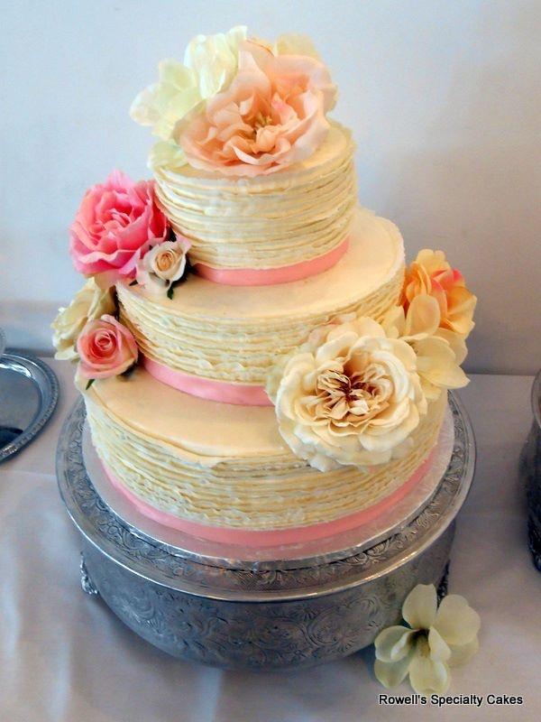 Best Wedding Cakes Northern Michigan