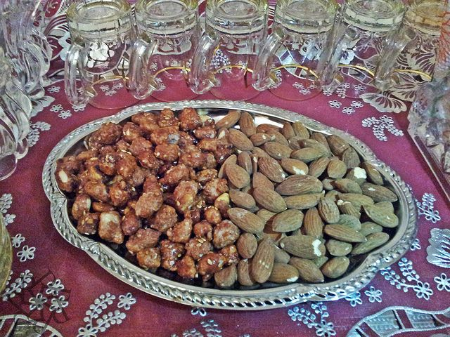 flickr partage de photos 3 gateau algerien au amandes. Black Bedroom Furniture Sets. Home Design Ideas