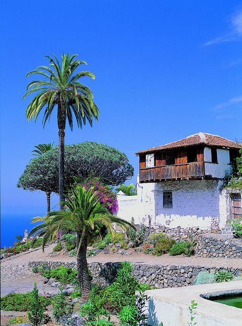 Casa tradicional   Tenerife  Spain