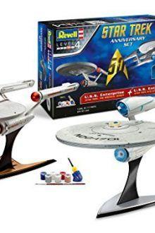 Revell Revell05721 star Trek Anniversary Gift set 220x330 Great Star Trek Gift Ideas