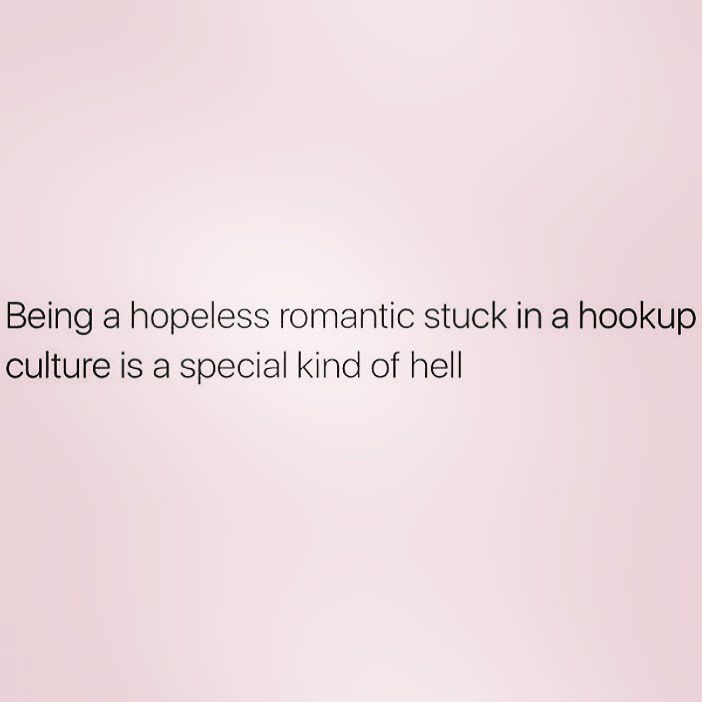 Hookup In The 21st Century Quotes