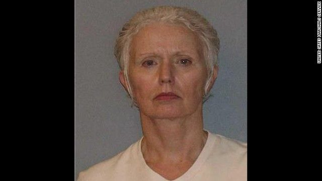 Bulger's girlfriend, Catherine Greig, was sentenced to eight years in federal prison in 2012 for identity fraud and helping the reputed mob boss avoid capture for 16 years.