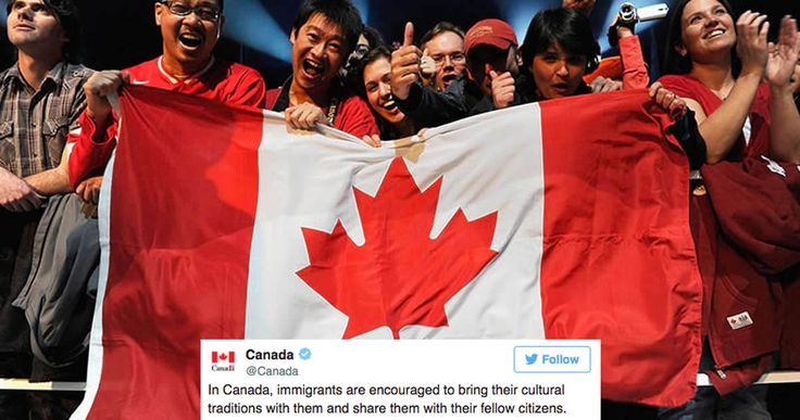 Canada Posts Perfect Tweet After Immigration Website Crashes - 9GAG