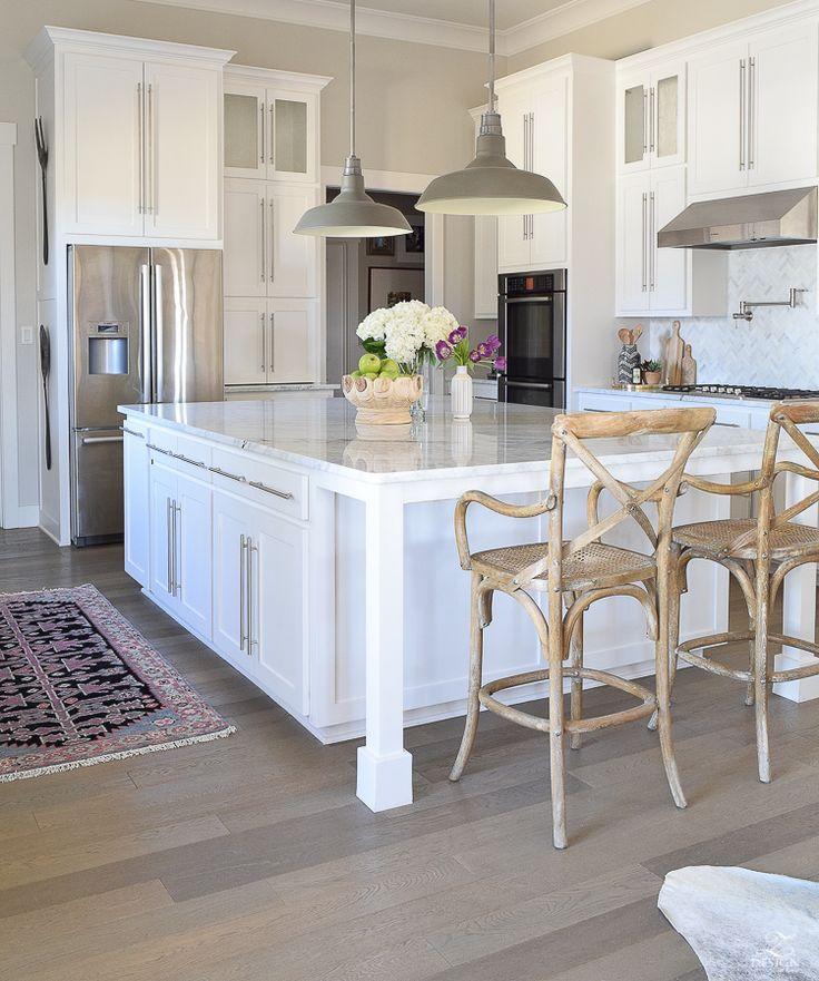 Images Of White Farmhouse Kitchens