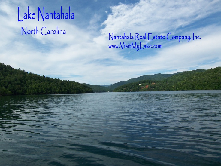Lake Nantahala Pinterest Lakes
