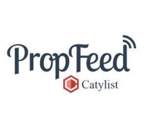 PropFeed: 21st Century Marketing for Commercial Real Estate - Props to creGROW partner, Catylist!