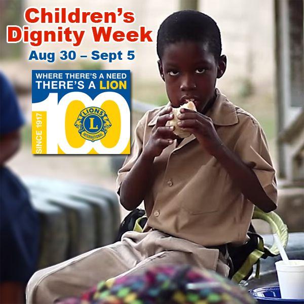 Children's Dignity Week