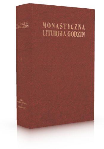 Monastyczna Liturgia Godzin, tom 2  http://tyniec.com.pl/product_info.php?cPath=7&products_id=934