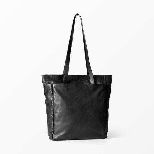 Handväska med handtag - Handväskor- åhlens.se - shoppa online!