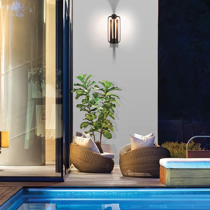 A Nautical Themed Outdoor Collection, The Verve Collection By Troy Lighting  Features An Exterior