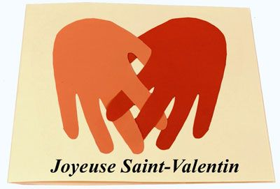 17 best images about bricolages pour la saint valentin on - Jolie carte st valentin gratuite ...