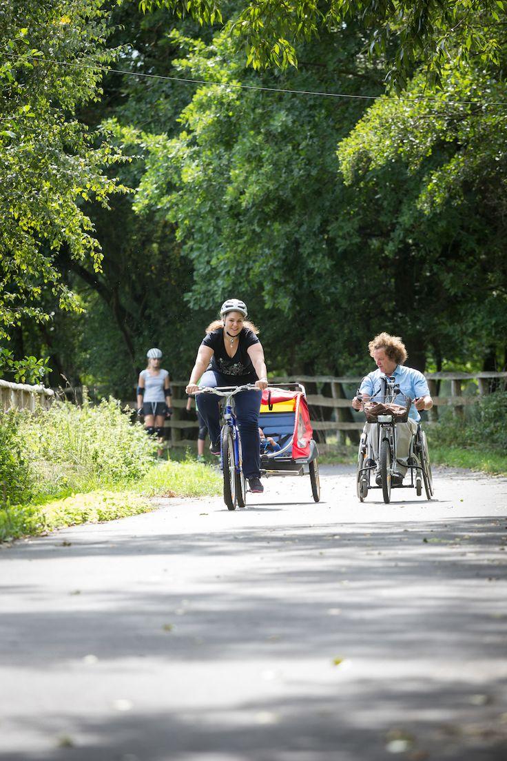 Tak co, vydáte se letos na brusle nebo kolo do Flämingu?