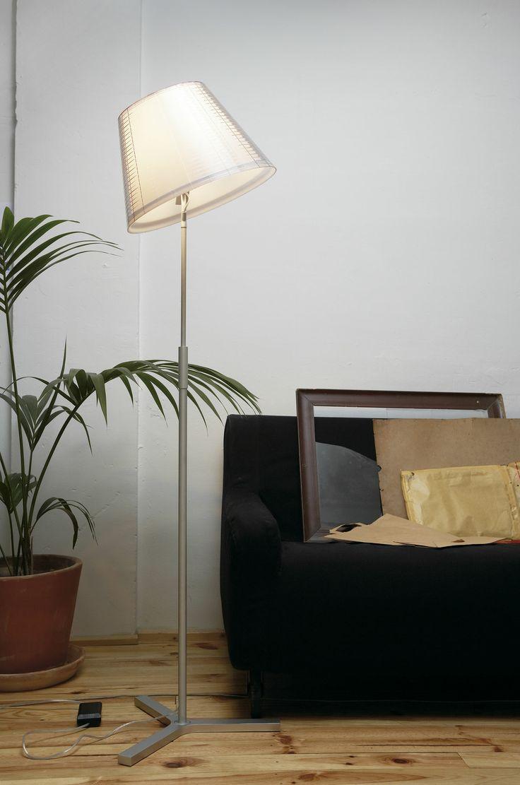 66 best marset floor lamps images on pinterest marset nolita floor lamp by joan gaspar aloadofball Choice Image