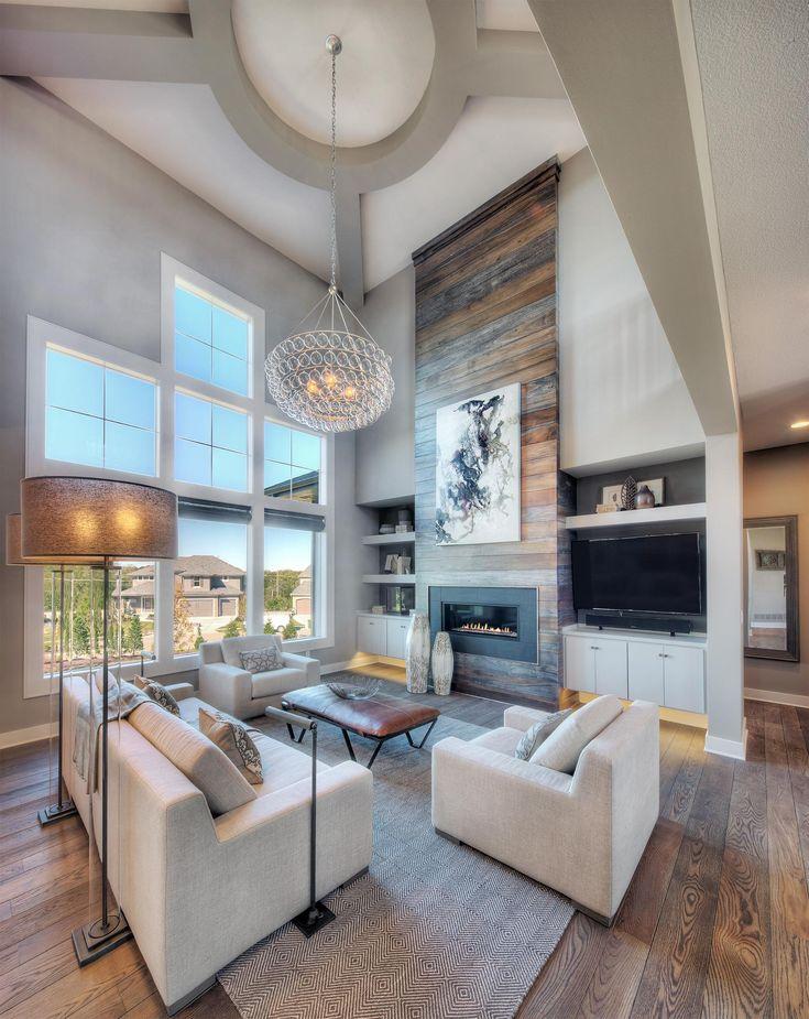 Unique Home Interior Designs: Custom Homes In Kansas City KS