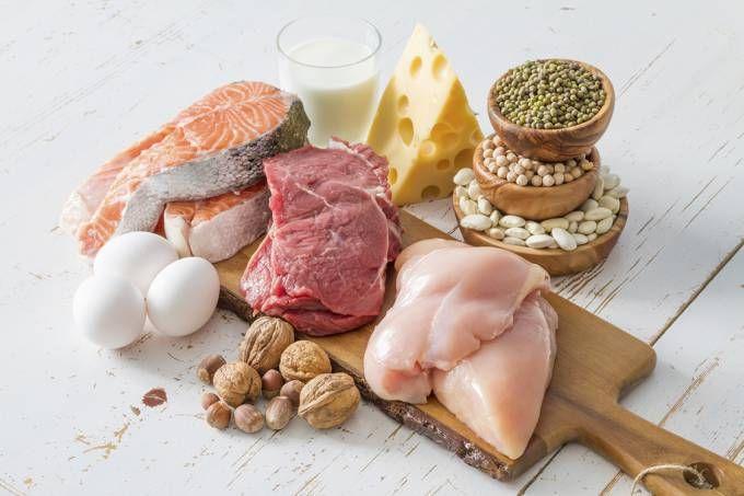 Sinais de falta de proteína no organismo - Falta de proteína no organismo, a deficiência de proteína pode levar à atrofia muscular e prejudicar o funcionamento de vários órgãos.