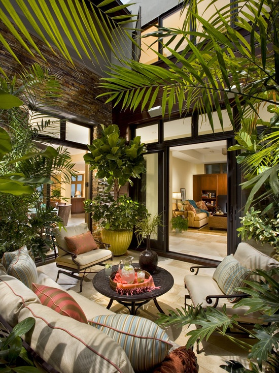 LOOK: 10 Ways To Bring The Outdoors In