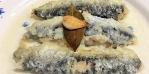 Receita de Sardinha frita fácil