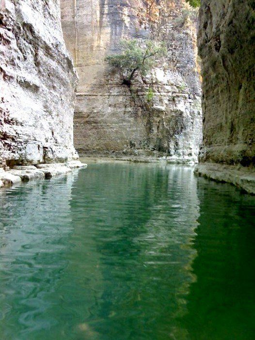 Osum Canyon, Skrapar, Albania
