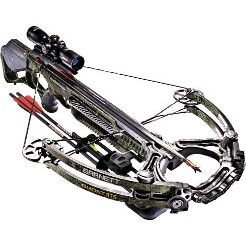 Barnett Ghost 375 Step-Through Riser Crossbow - Archery, Bows And Cross Bows at Academy Sports