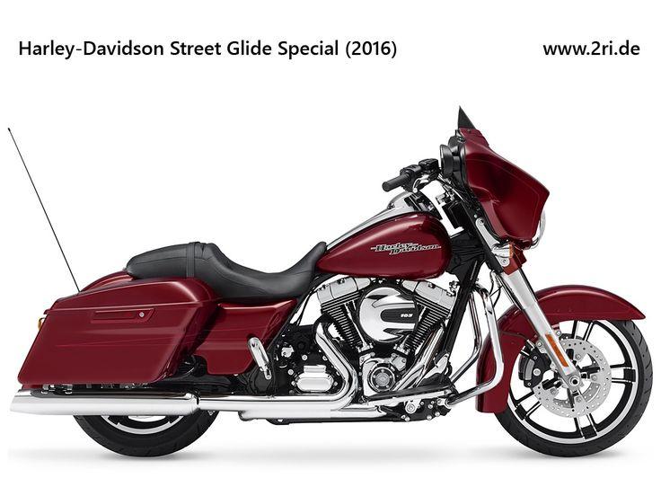 Harley-Davidson Street Glide Special (2016)