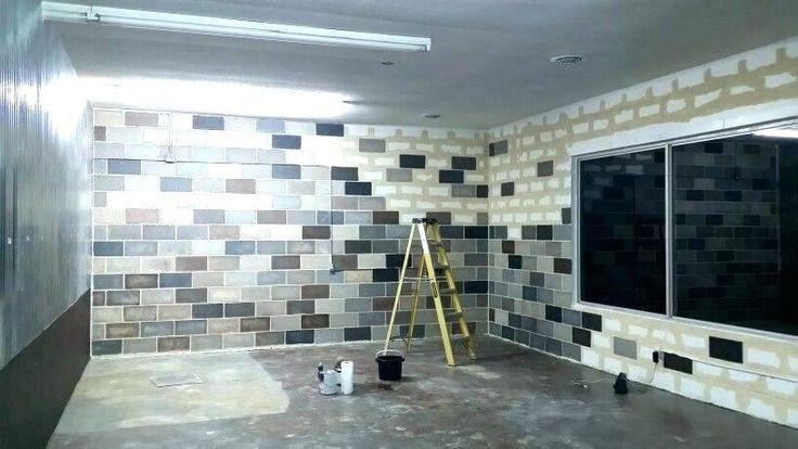 Concrete Wall Paint Ideas Basement
