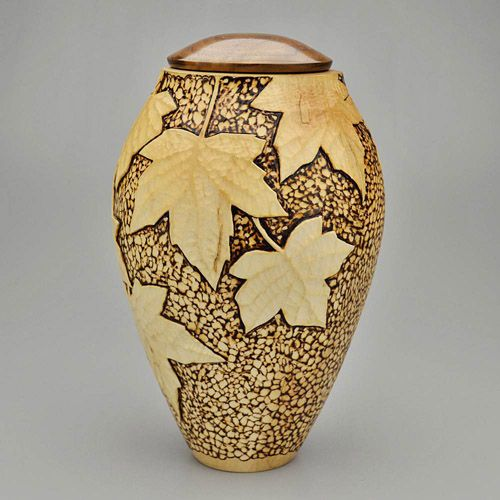 Best images about wood cremation urns on pinterest