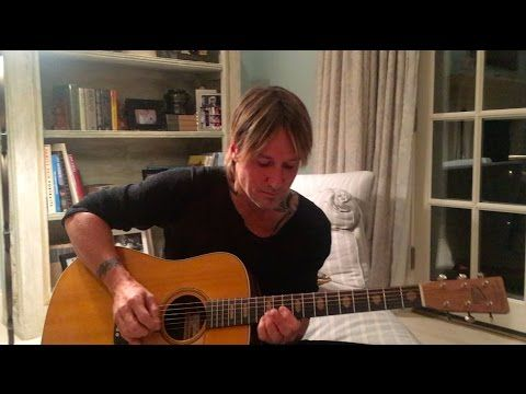 Watch Keith Urban's Tribute to Bowie, Cohen, Prince & George Michael | Music | News | Hot Press