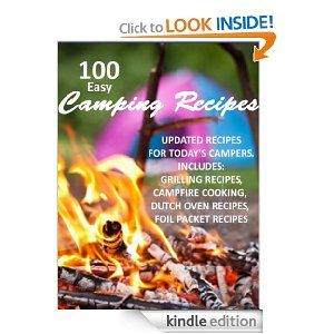 Free Ebook: 100 Easy Camping Recipes