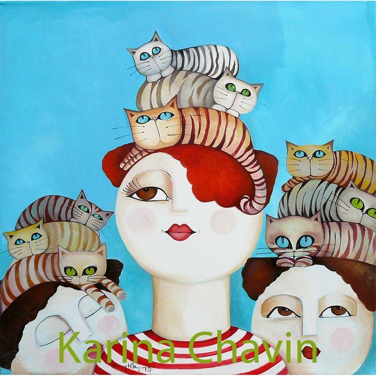 karina chavin -