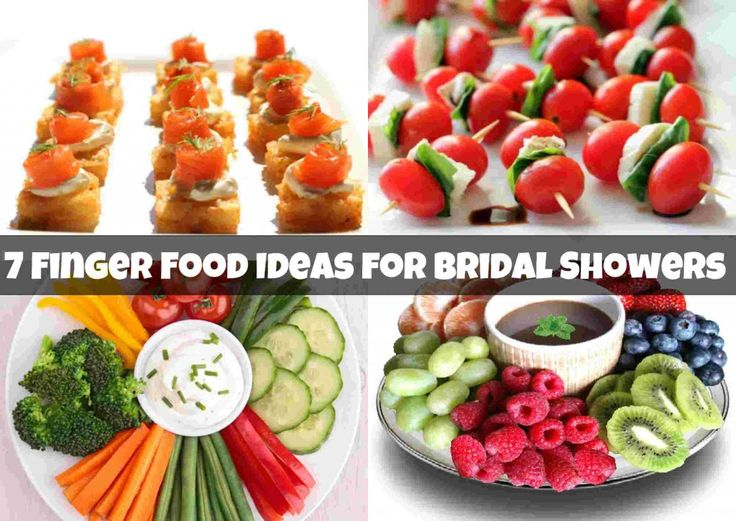 9 best finger food ideas for bridal showers images on pinterest appetizers bridal parties and. Black Bedroom Furniture Sets. Home Design Ideas