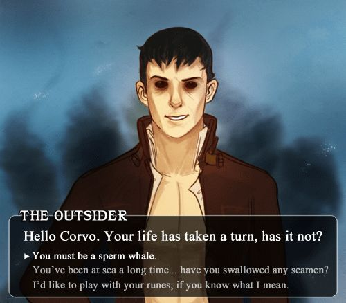 dishonored the outsider gif - Google Search   Inspiration_1 ...