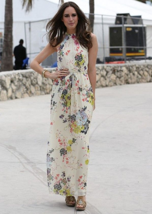 maxi dress styles during henry