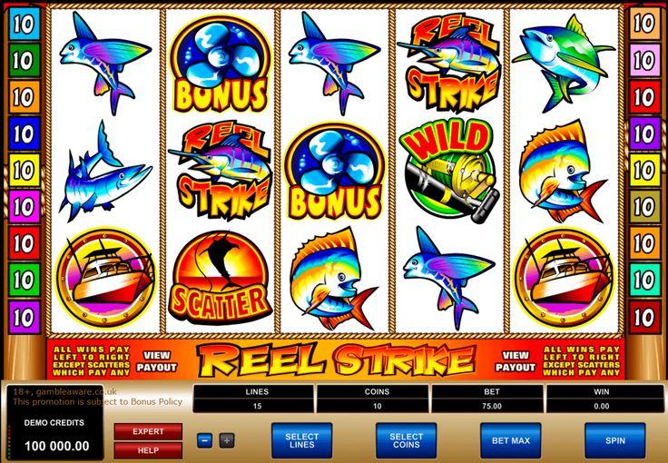 Slot machine pin up gratis
