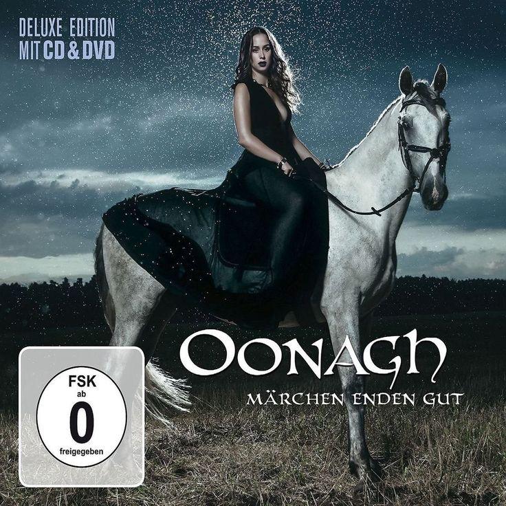 OONAGH - MÄRCHEN ENDEN GUT (DELUXE EDITION) CD+DVD NEU