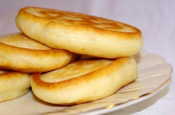 Пышные оладьи без яиц (жаренные на небольшом количестве масла) | Школа вкуса - вкусные кулинарные рецепты