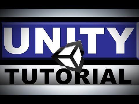 ▶ Unity Tutorial: The Basics (For Beginners) - YouTube
